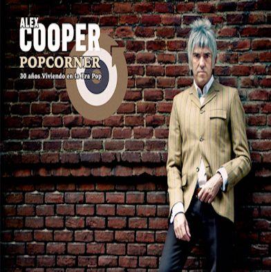 ÁLEX COOPER - Popcorner, 30 años viviendo en la Era Pop
