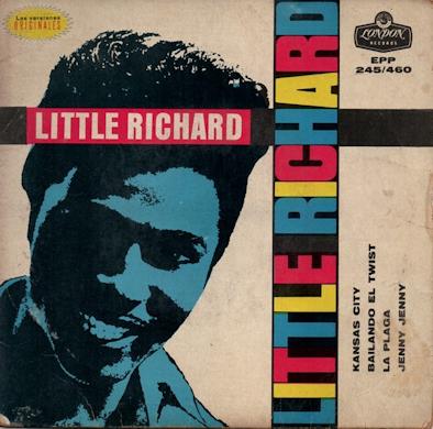 16 Little Richard - Kansas City