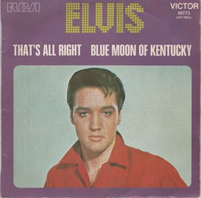 17 Elvis Presley - Blue Moon of Kentucky
