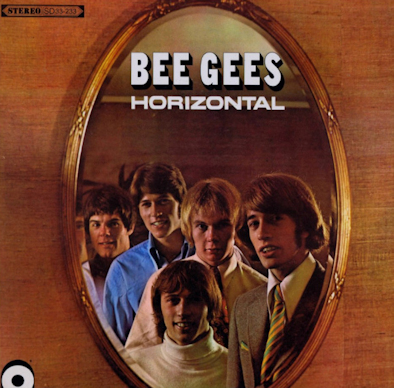 21 Bee Gees - Horizontal