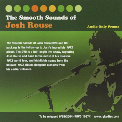 22 Josh Rouse - The Smooth Sounds of