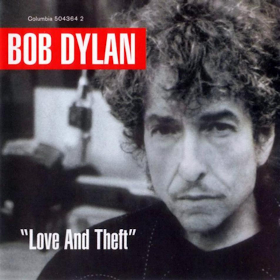 24 Bob Dylan - Love and Theft