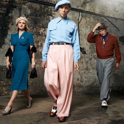 DEXYS - Let the Record Show, Dexys Do Irish and Country Soul