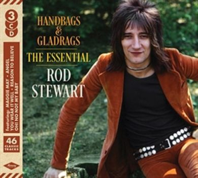 Resultado de imagen de Rod Stewart - Handbags and Gladrags