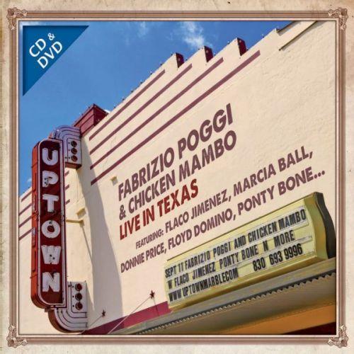 Fabrizio Poggi & Chicken Mambo 'Live in Texas'