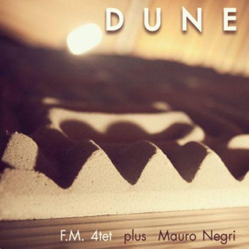 Francesco Minutello 4tet 'Dune'