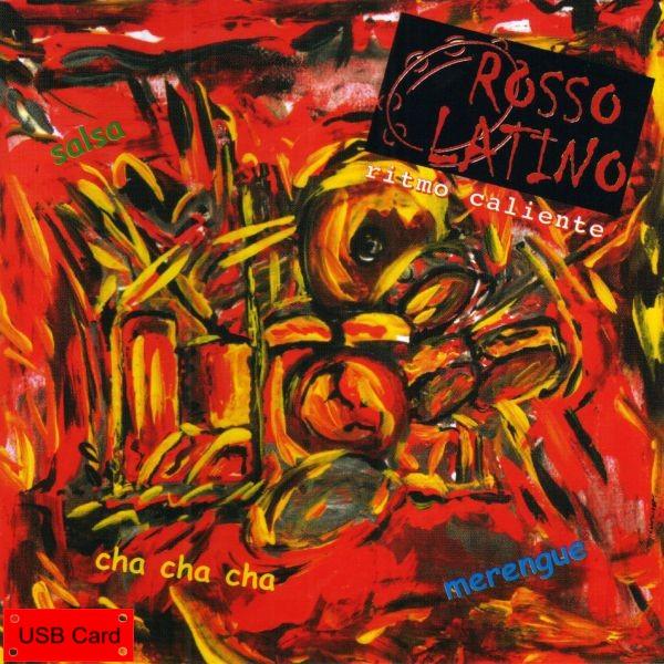 rosso latino ritmo caliente