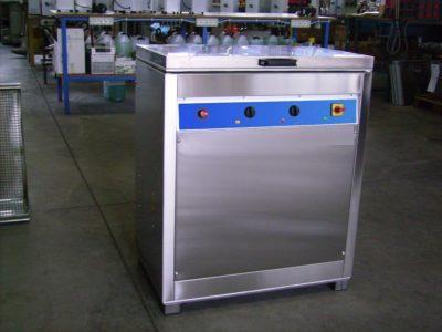 lavatrici digitali professionali ultrasoniche