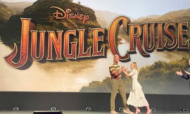 The Jungle Cruise Movie