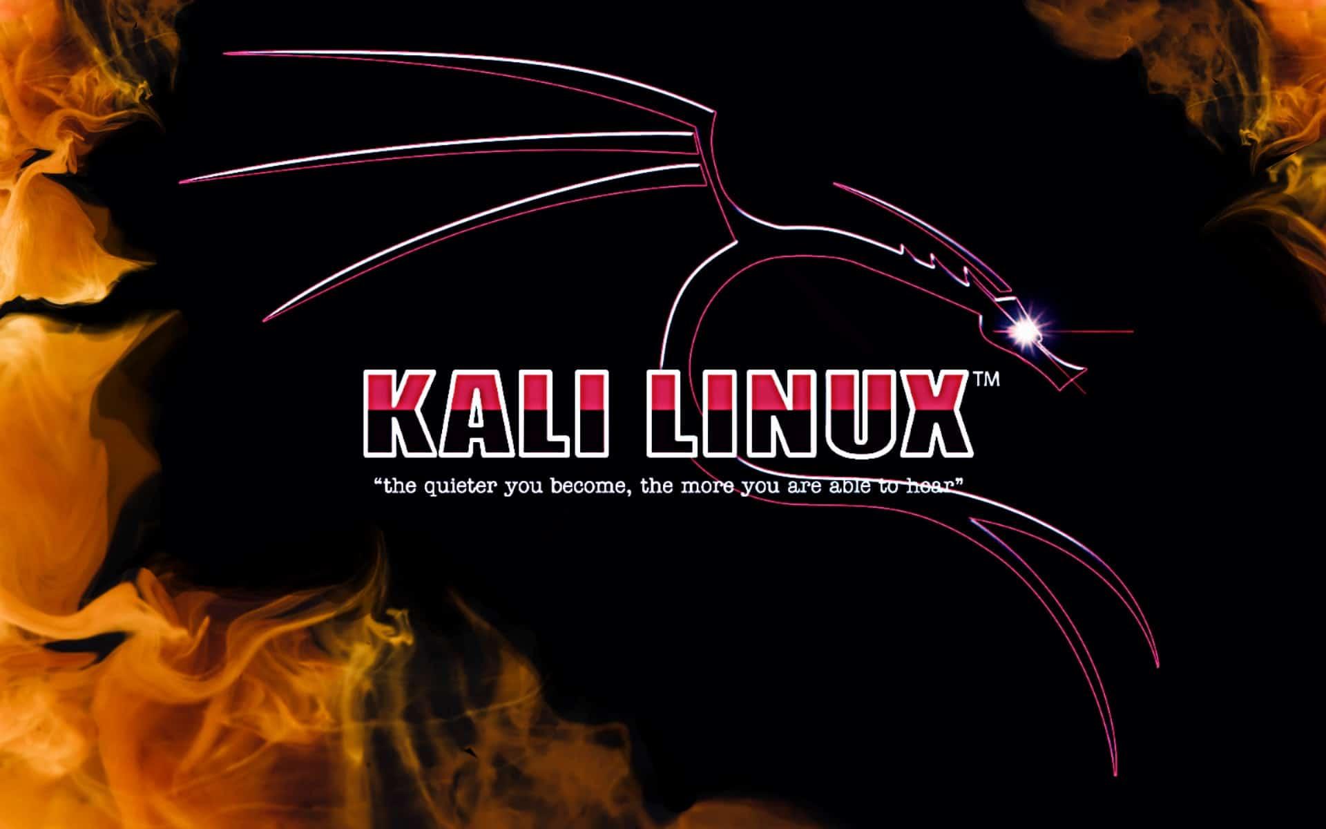 linux kali download