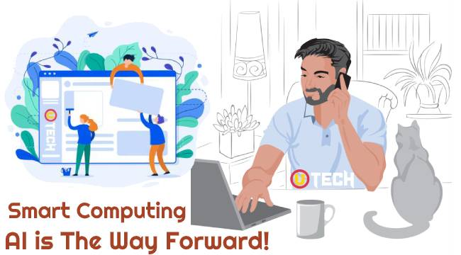 Smart Computing - AI is The Way Forward!