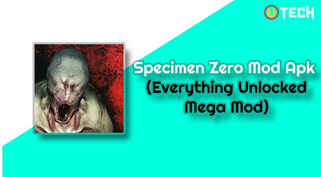 Specimen Zero Mod Apk You wake up in an unknown place and the last thing you remember is being kidnapped. But something has happened in that strange place, something out of the ordinary