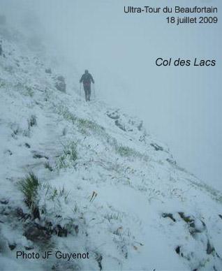 Col des Lacs 2009