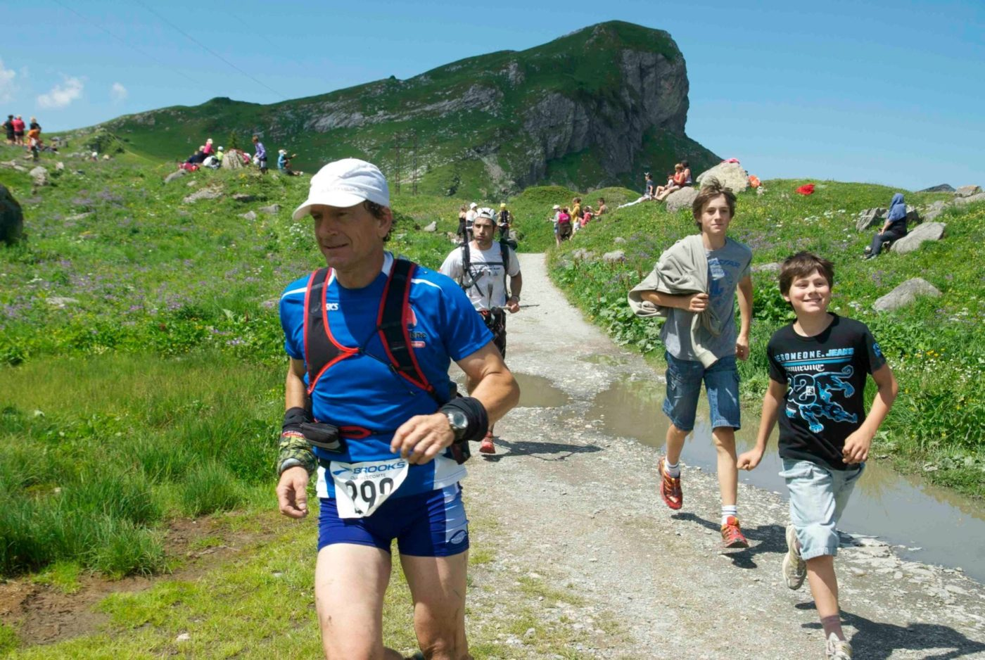 Ultra Tour du Beaufortain - Photo 66