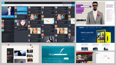 Photo of 20 Popular Website Redesigns Concept