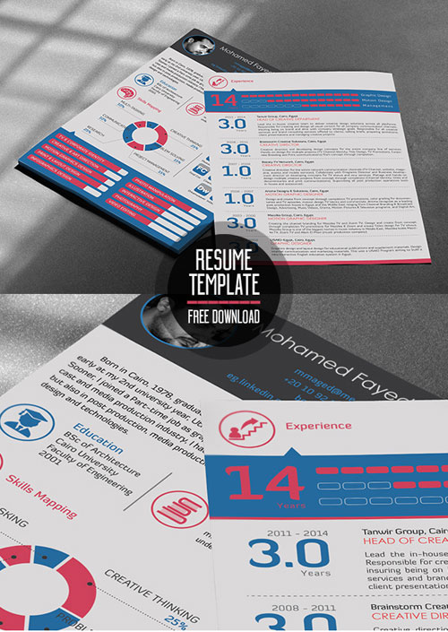Professional+Resume+Template+PSD