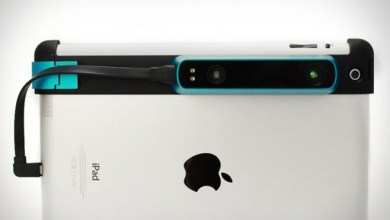 Photo of Turn Your iPad Into A 3D Sensor with The Structure Sensor