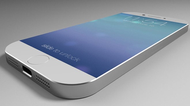 IPhone 6 Concept Design By Nikola Cirkuvic