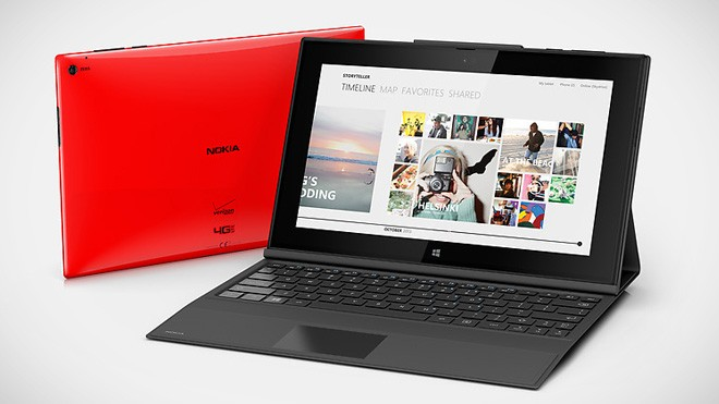Nokia Lumia 2520 – Nokia's first Tablet