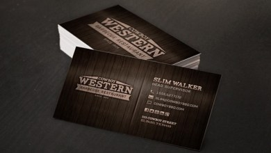 Photo of 10 Business Card Psd Templates