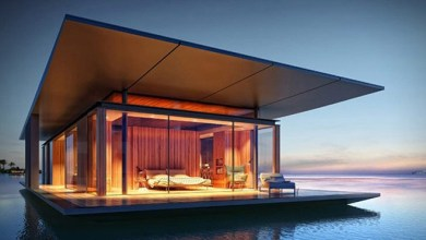 Photo of SUSTAINABLE FLOATING HOUSE CONCEPT