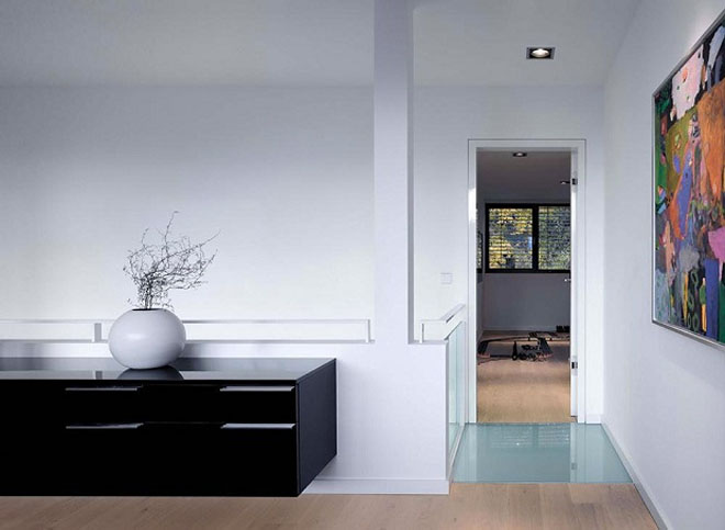 Minimalistic House in Ahlen, Germany