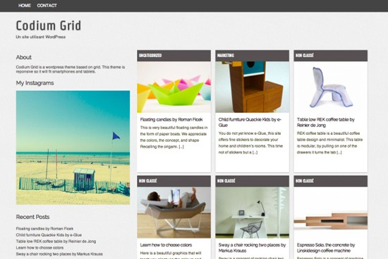 Free WordPress Themes, Jan 2014