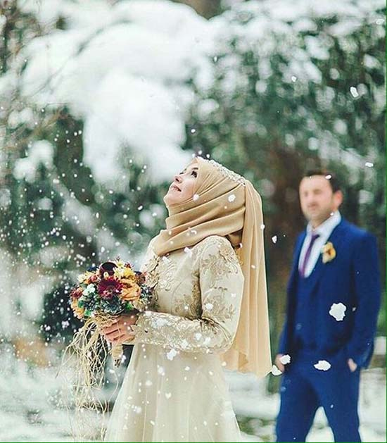 cute muslim couples picture