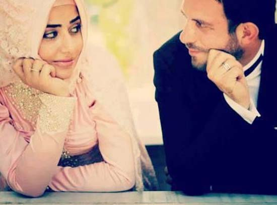 muslim couple images