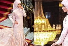 Photo of 115+ Muslim Wedding Dresses with Sleeves and Hijab