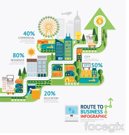 Creative-Business-Theme-Infographics