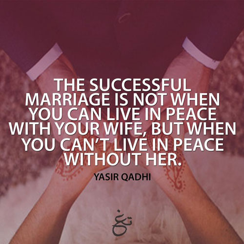 Islamic Wedding Quotes And Sayings: Islamic-marriage-quotes-65