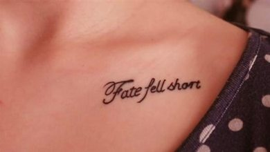 Photo of 75+ Best Inspirational Short Tattoo Quotes in Pictures
