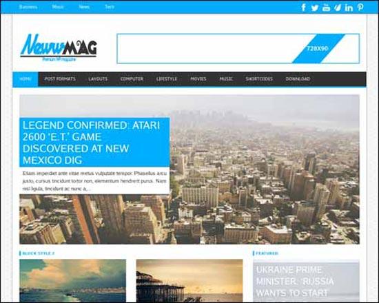 NewwMag_Free_Magazine_WordPress_Themes
