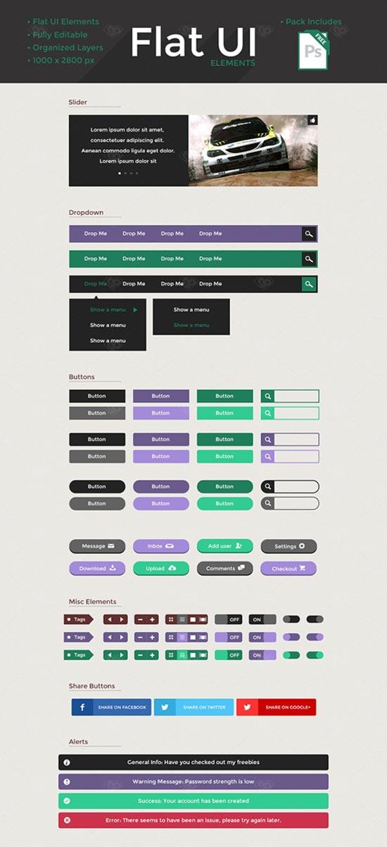 flat-template-design-element19