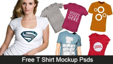 Photo of 95+ Free T Shirt Mockup & Psd Design Templates – 2021