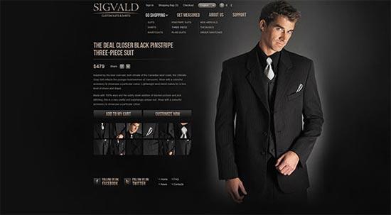 ecommerce website design Inspiration