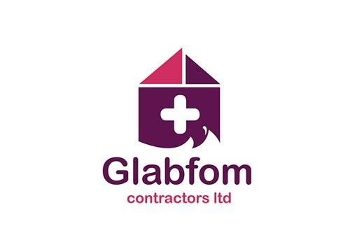 Glabfom-logo-design