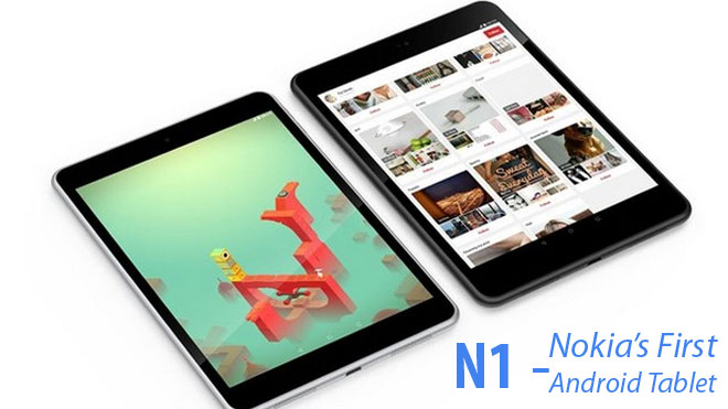 Nokia Android Tablet