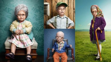 Photo of Strange kids Photography Ideas Series That Feautres Kids As Seniors