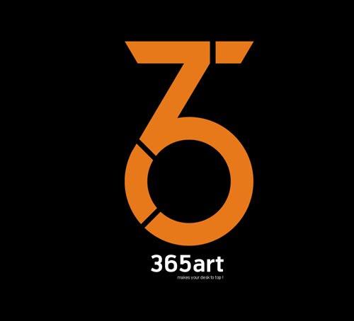 365 Art Logo