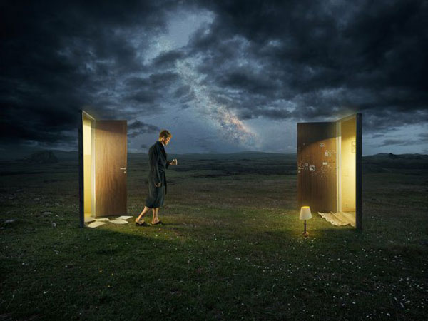 Awesome Photo Manipulations by Erik Johansson