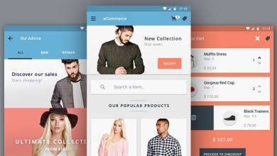Photo of Free Ecommerce App UI Designs For App Developers