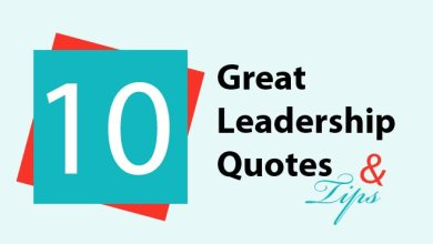 Photo of 10 Great Leadership Quotes and Tips