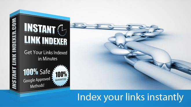 Index your links instantly