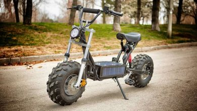 Photo of Beast – Electric Off Road Scooter By Daymak