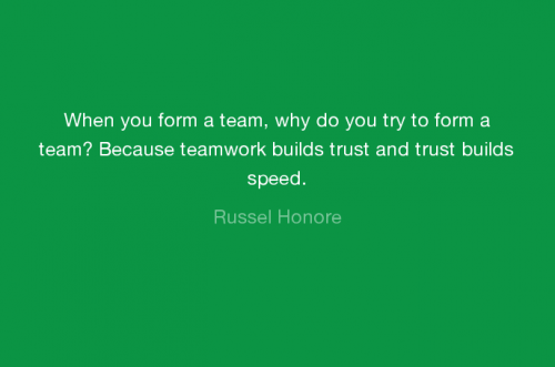 teamwork-quotes-trust-speed