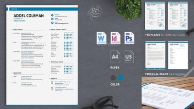 Photo of 10+ Best Professional Resume Templates Psd, word & AI Format Collection