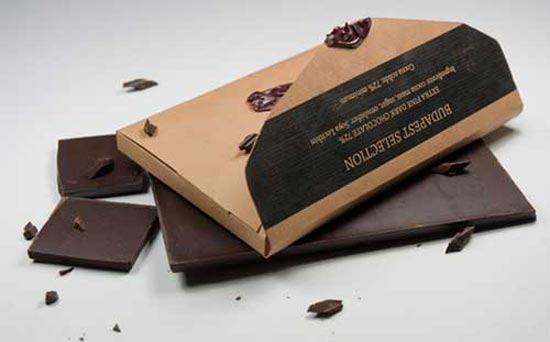 chocolate-product packaging design