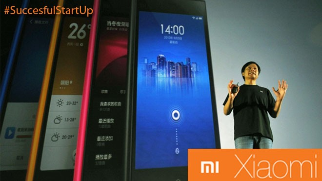 Inspiring Startup Story Xiaomi Mobile Phone Company